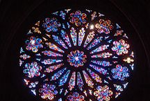 Stained glass windows and just windows...