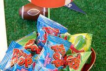 Super bowl party preschool