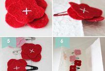 Stitches, Fabric & Patterns