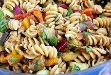Pasta and Potato Salad