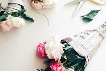 Flowers / Kvietky, ktoré milujem. Úžasná inšpirácia je aj na www.kvetinyvelkoobchod.cz