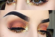 Fancy eyeshadow