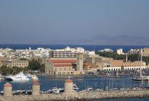 Rodi... / E' una delle isole più grandi e belle della Grecia! Qui potrai decidere di trascorre un soggiorno all'insegna del divertimento e di spiagge dal mare cristallino..