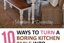 Ιδέες Διακόσμησης Κουζίνας