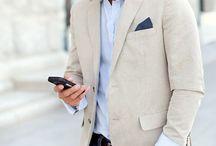 Mens Business Wear / Business dress ideas for work.
