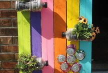 Recycled fences