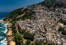 favela de Vidigal? / Richesses de RIO?