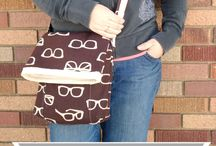 sewing inspiration ::: BAGS