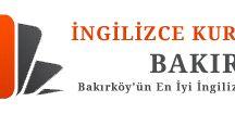 İngilizce Kursları Bakırköy