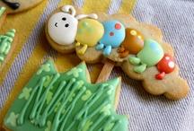 Ideas para galletas decoradas / by Festín Marga
