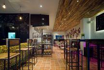 MatalaUVA / Bar-Vinoteca, diseño y adecuación de local realizado por www.vaoarquitectos.es