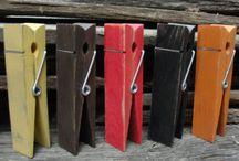 Clothespins!!!