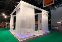 Transparent Booths