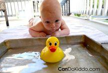 Spiele mit baby
