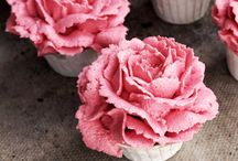 Flower Cupcakes / Try our flower cupcakes