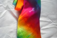 tie dye wedding / by Chasity Brazinski
