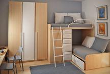 Bedroom ideas for teen boys