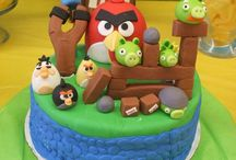 micah angry birds party