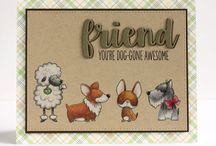 Cards - Cats, Dogs & other Critters