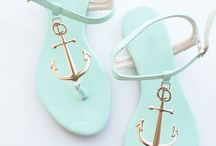 Sandals / by Candy Soliz
