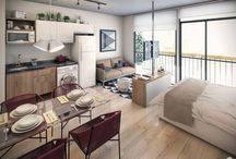 studio type apartment