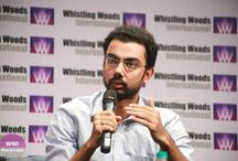 WWI Masterclass with WWI Alumni on Documentary Films / At this Masterclass, #WWIAlumni Abhimanyu Kanodia, Aly Rana, Harshil Bhanushali & Yang Zimik shared their experiences of making Documentary Films in & on China, as part of #LookingChina 2015 project.  It turned out be an enriching experience for all the #WWIStudents.