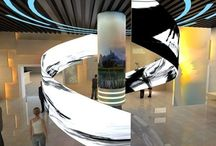 Interiordesign / Installácio / Interactives Displays