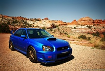 Subaru Stills