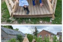 pellet projects childrens outdoor environment