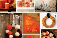 Fall decoration / by Melanie Ward