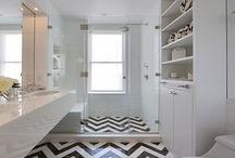 Bathrooms / by Melissa Lenox Design