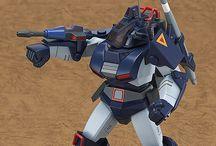 MAX FACTORY COMBAT ARMORS MAX 01: 1/72nd Scale Combat Armor Dougram