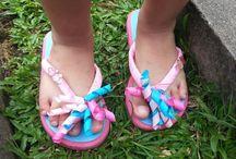 my flip flop