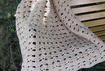 Crochet Afghan Ideas / by Doris Andrews
