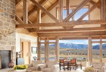 Lodge huizen