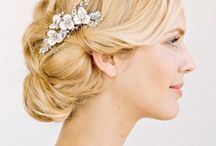 Wedding Hair / by Jasper Adamson