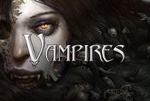 Vampires and such / by Brigitte Lau