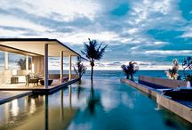 OCEAN FRONT PROPERTY / I want the ocean to be my backyard and I might as well dream big! / by Marisa Doan