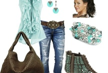 Outfits / Colors that go together / by Sharrie Smith