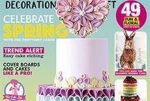 April 2018 Cake Decoration and Sugarcraft