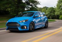 Ford Focus RS / 2016 Ford Focus RS photo gallery