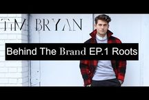Tim Bryan x Roots Canada / Not many get the opportunity to see our magical leather factory but Tim Bryan got an exclusive pass during his recent visit to Toronto. In addition, take a look at how he personally styled a few of our staple pieces from our latest men's winter collection. Watch his videos now!