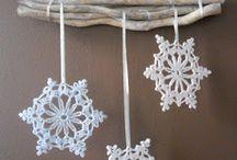 Paper snowflake - papír hópihe