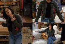 Monica, Rachel & Phoebe style