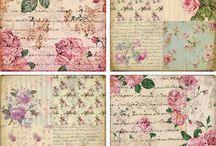 Paper vintage