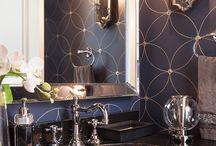 Home Decor- Bath and Powder Room