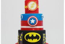Cumpleaños Capitan America