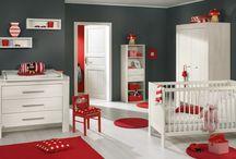 Boys bedroom ideas / by Kristen Cooper