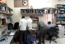 Laptop service training