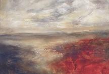 Chantal De Serres's Landscape Paintings